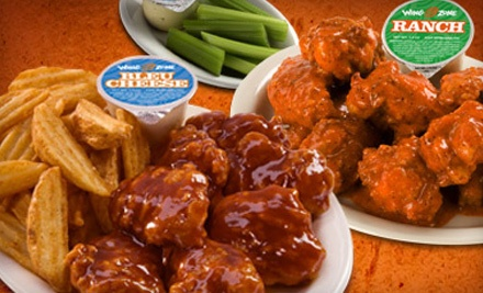 30 Boneless Wings & 30 Pieces Fried Shrimp (a $42 value) - Wing Zone in Coral Springs