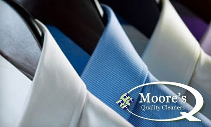 Moore's Qualtiy Cleaners - Cedar Hills - Cedar Mill North: Moores Qualtiy Cleaners Portland