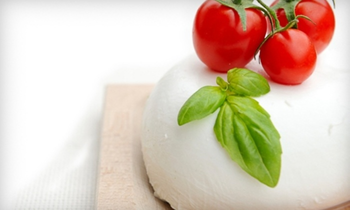 Taste - Warrington: $60 for a Two-Hour Mozzarella-Making Class at Taste in Warrington ($120 Value)