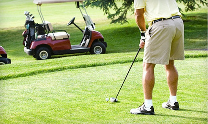 Indian Lakes Golf Course - Southwest: Golf Outing for Two or Four at Indian Lakes Golf Course (Up to 60% Off). Four Options Available.