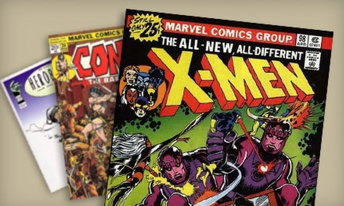 Comics Dungeon - Wallingford: Comics and Collectibles at Comics Dungeon (Up to 57% Off)