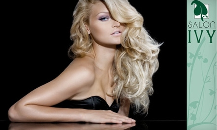 Salon Ivy - Downtown: $39 for $100 Worth of Services at Salon Ivy
