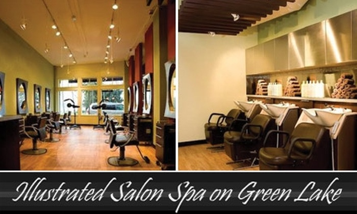 Illustrated Salon Spa - Green Lakes: $90 for a Renewal Facial at Illustrated Salon Spa