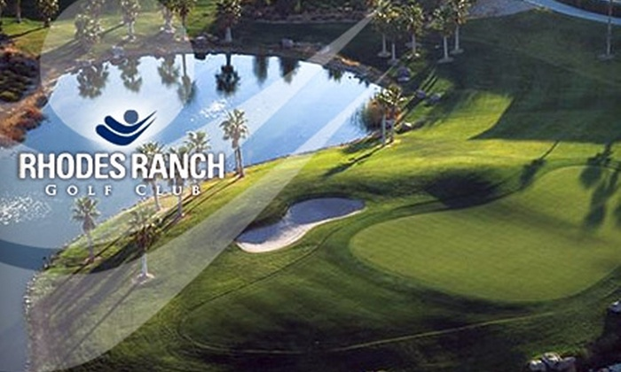 Rhodes Ranch Club House - Las Vegas: $10 for $20 Worth of Casual Italian Fare and Drinks at Rhodes Ranch Club House