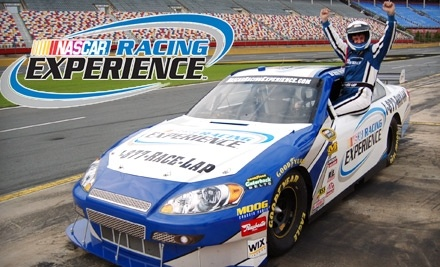 Nascar Racing Experience: Practice Drive Experience Plus a 6