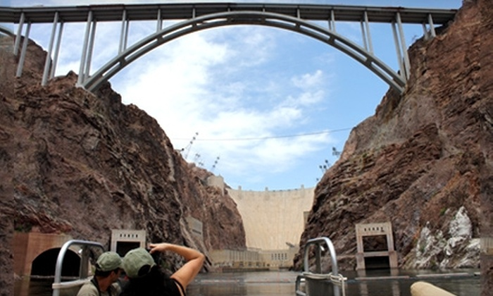 Black Canyon River Adventures - Las Vegas: $15 for Hoover Dam Postcard Raft Tour from Black Canyon River Adventures ($33 Value)