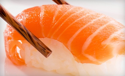 $20 Groupon to Lunch - Sushi Area 909 in Rancho Cucamonga