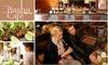 Basha Cafe  - Neighborhood Nine: $20 for $50 Worth of Middle Eastern Cuisine from Basha Cafe