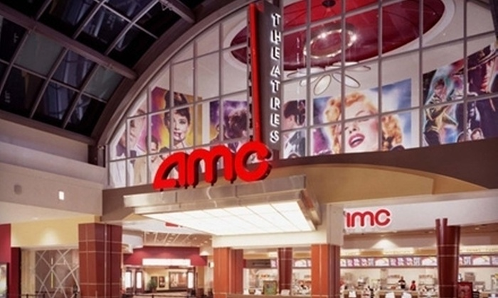 AMC Theatres - Chicago: $4 for a Movie Ticket to AMC Theatres® (Up to $12 Value)