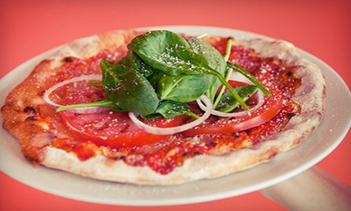 Phil & Sons Pizzeria & Restaurant - Queensboro Hill: Italian Meal with Appetizers and Drinks for Two or Four at Phil & Sons Pizzeria & Restaurant (Up to 58% Off)