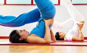 Gunn's Fitness: One Month of Unlimited Boot-Camp and Yoga Classes for One or Two at Gunn's Fitness (Up to 84% Off)