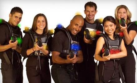2 Laser-Tag Sessions - Lehigh Valley Laser Tag in Allentown