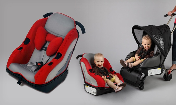 Lilly Gold Car Seat And Stroller Groupon Goods