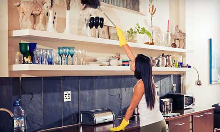 Buy In Bulk House Cleaning - Multiple Locations: One or Three Two-Hour Housecleaning Sessions from Buy In Bulk House Cleaning (Up to 63% Off)