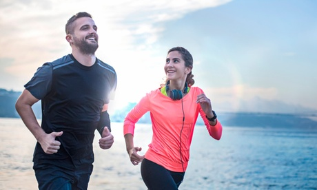 5K, 10K, or Half- or Full-Marathon Training Program at Recovering Couch Potato Fitness (Up to 81% Off) c81d08f1-805e-3635-86e9-8ed056899208