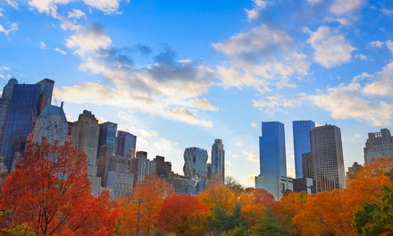 groupon daily deal - Stay at Hotel 35 in New York City, with Dates into April