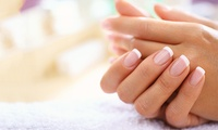 Manicure or Pedicure or Both at The Serenity Spa, Massage & Holistic Therapies (Up to 35% Off)