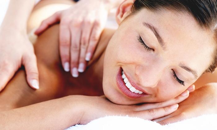 Aisha Beauty Salon & Day Spa - Aisha Beauty Salon & Day Spa: Swedish Massages with Aromatherapy at Aisha Beauty Salon & Day Spa (Up to 56% Off). Three Options Available.