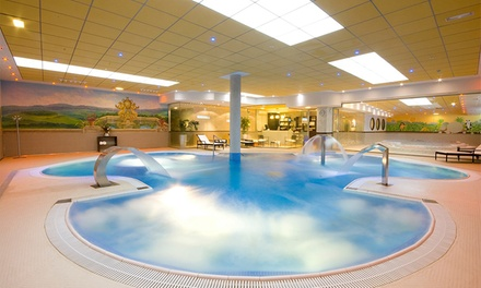 Circuito spa de 90 minutos para 2 personas con opción a masaje desde 16,90€ en Palacio de la Magdalena Spa