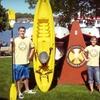 Half Off Two-Hour Kayak or Paddleboard Rentals