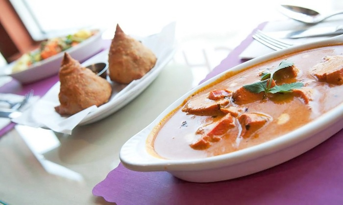 Ruchi's - Mission Bay: South Indian Dinner Cuisine at Ruchi's (Up to 42% Off). Two Options Available.