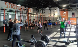Iron Tribe Fitness: Four Weeks of Fitness and Conditioning Classes at Iron Tribe Fitness (72% Off)