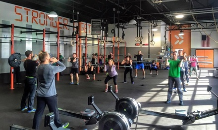 Four Weeks of Fitness and Conditioning Classes at Iron Tribe Fitness (72% Off)