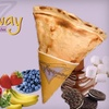 $5 for Fare at Crepeaway