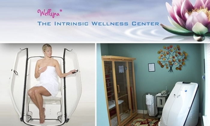The Intrinsic Wellness Center - Lakepointe: $29 for 30-minute Hyper-Thermic Oxygen Sauna at The Intrinsic Wellness Center ($65 Value)