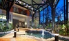 Nature-Inspired Resort in Bustling Downtown