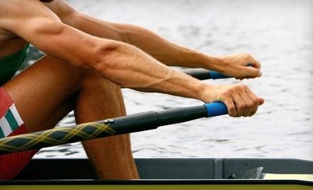 Winnipeg Rowing Club: Eight-Session Adult Learn-to-Row Program - Winnipeg Rowing Club in Winnipeg