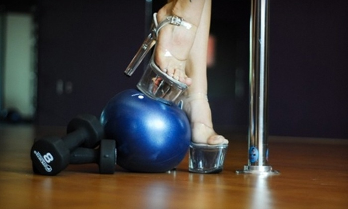 Venus Pole Fitness - Multiple Locations: $10 for One Introductory Pole Dance Workshop at Venus Pole Fitness ($28 Value). Choose from Two Locations.