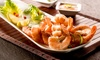 Gambas all-you-can-eat mit Nachos