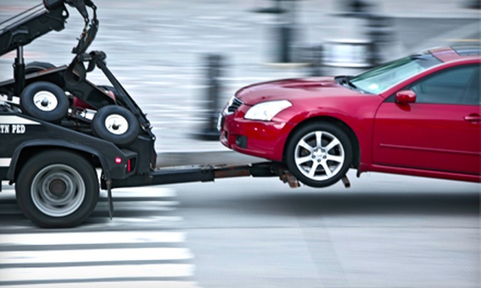 3D Towing and Recovery - Amarillo: $25 for $50 Worth of Towing and Roadside Services from 3D Towing and Recovery