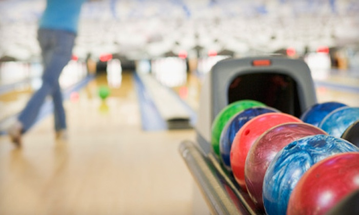 Whitestone Lanes - Flushing: Bowling for One or Two Hours or Two Hours with Appetizers and Soda for Up to Five at Whitestone Lanes in Flushing (Up to 55% Off)