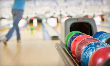 One Hour of Bowling With Shoe Rental for up to Five (up to a $60 value) - Whitestone Lanes in Flushing
