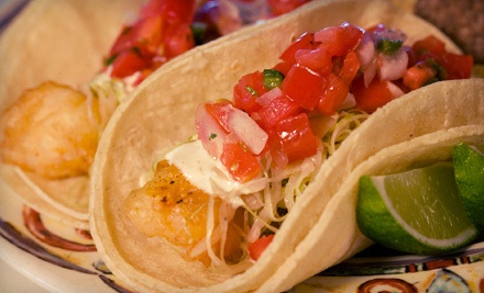 $20 Groupon to Tacos & Beer  - Tacos & Beer  in Slidell