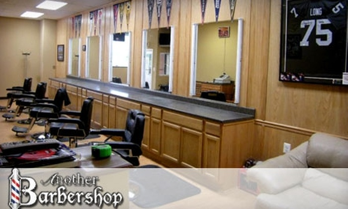 Another Barbershop - Aquia Harbour: $12 for Two Regular Men's Haircuts at Another Barbershop ($24 Value)