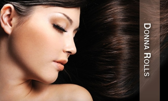 Donna Rolls Hair - Arden - Arcade: $30 for $70 Worth of Hair Services at Donna Rolls Hair