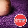 Alpha & Omega Cleaning: $45 for Two-Room Carpet Cleaning from Alpha & Omega Cleaning ($90 Value)