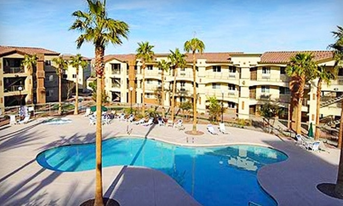 Siena Suites Hotel - Las Vegas: $39 for a One-Night Stay in a One-Bedroom Suite at Siena Suites Hotel ($81 Value)