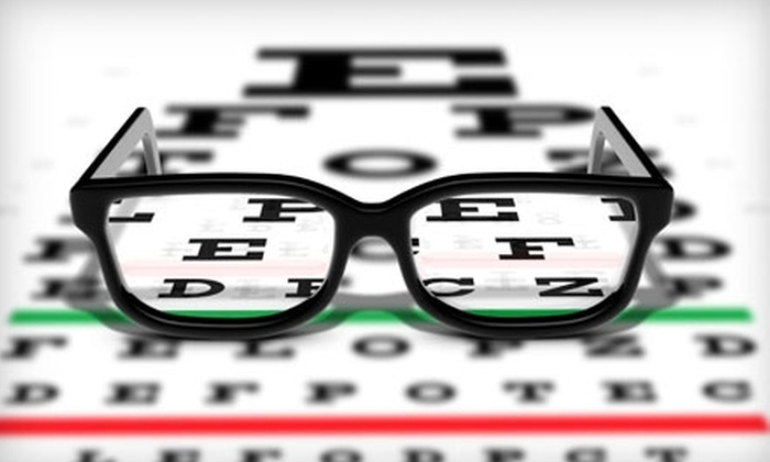Dinkytown Optical - Dinkytown: $40 for $250 Toward a Pair of Eyeglasses and an Eye Exam or $20 for $120 Toward a Pair of Eyeglasses at Dinkytown Optical
