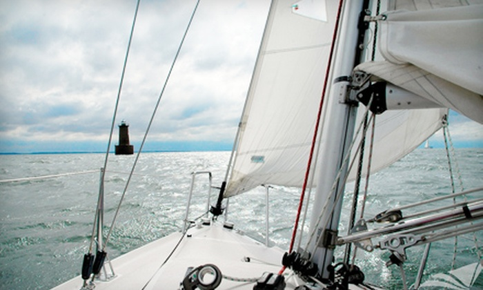 SailTime Annapolis Sailing Academy - Annapolis: $195 for an All-Day Introduction to Sailing for Two from SailTime Annapolis Sailing Academy ($450 Value)