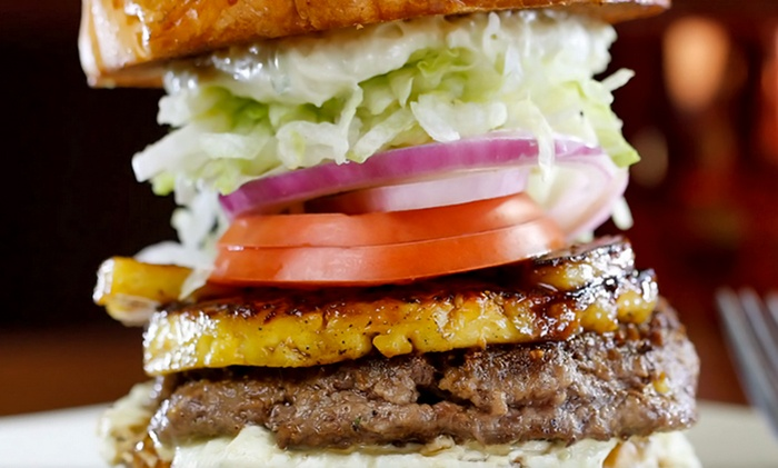 Ignite Burgers & Bar - Ballpark Neighborhood: $17 for $30 Worth of Food and Drink at Ignite Burgers & Bar