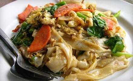 $20 Groupon to Jasmine Rice Thai and Vietnamese Cuisine - Jasmine Rice Thai and Vietnamese Cuisine in Lexington