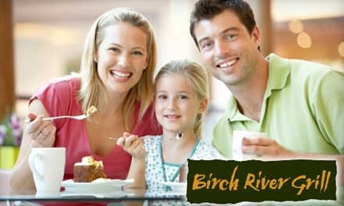 Birch River Grill - Arlington Heights: $15 for $30 Worth of American Fare at Birch River Grill in Arlington Heights
