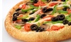 Hungry Howie's Pizza - Tulsa: $15 for Two Medium Two-Topping Pizzas, Cheese Bread, and 2-Liter Soda at Hungry Howie's Pizza ($26.75 Value)