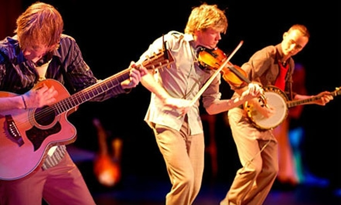 Tower Theatre - Tower District: $19 for One Reserve Ticket to Celtic Crossroads at the Tower Theatre on January 21 at 7:30 p.m. ($39.50 Value)
