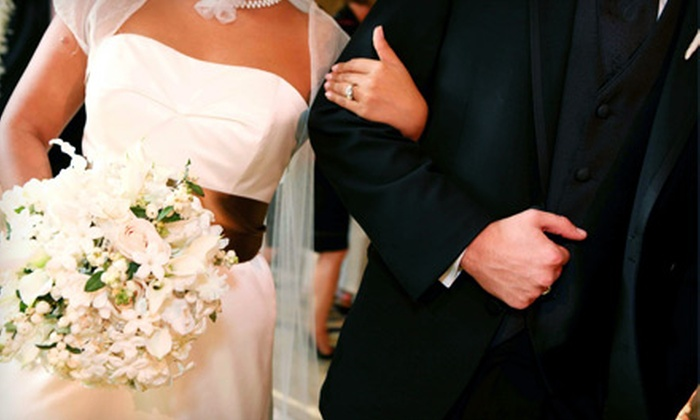 The Wedding Salon - The Loop: $20 for The Wedding Salon Bridal Show Outing for Two on October 3 ($50 Value)