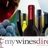 Half Off Wine from MyWinesDirect.com